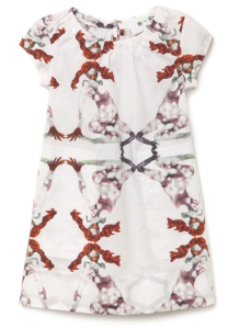 Born Free DKNY Child's Dress, Born Free DKNY Skirt, Matching Mother Daughter DKNY Outfits