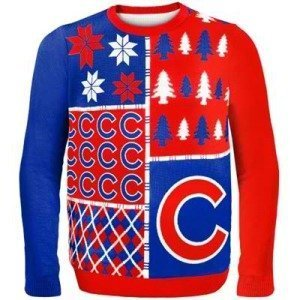 Chicago Cubs Ugly Sweater