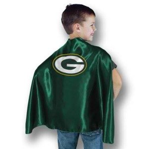 Green Bay Packers Sports Team Hero Capes