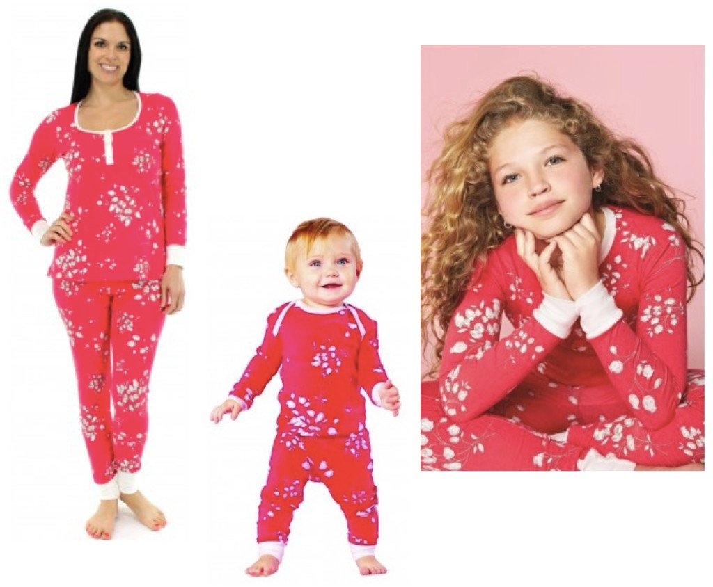 A Must Watch Video - Striped Christmas Pajama Clad Perfect ...