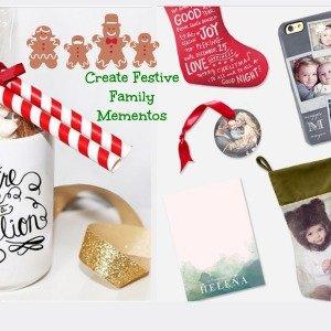 Create Festive Family Mementos