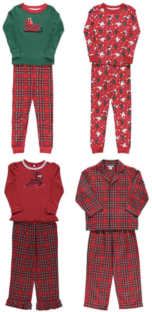 Personalized Christmas Pajamas For Children