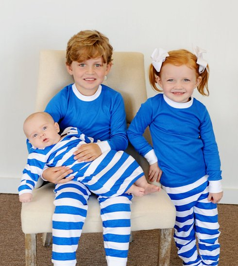 Personalized Hanukkah Pajamas