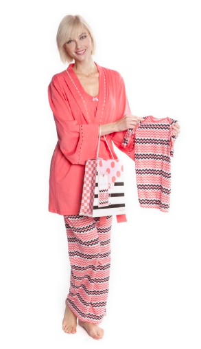 4pc Nursing PJ Gift Set