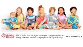 Striped PJs for the Whole Family