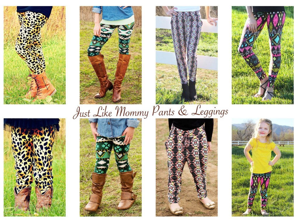 Just Like Mommy Pants & Leggings
