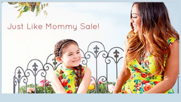 Just Like Mommy Sale Mother Daughter Matching Outfits