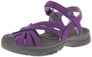KEEN Rose Youth Sandal purple heart gargoyle, Mommy and Me Keen Sandals