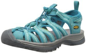 KEEN Whisper womens caribbean sea