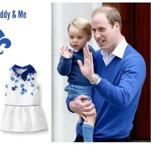 Mommy Daddy & Me Dress Like Royals, Mommy Daddy & Me in Royal Blue