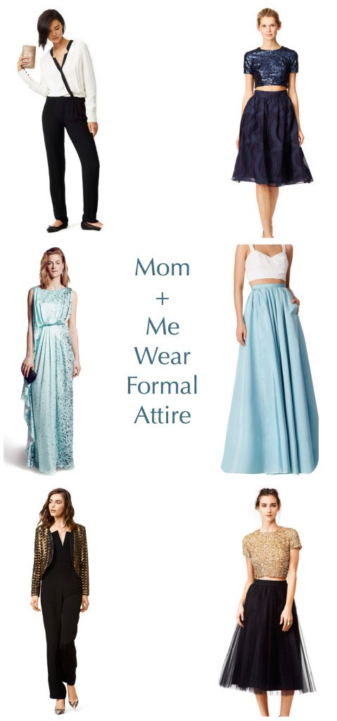 Mother Daughter Formal Attire