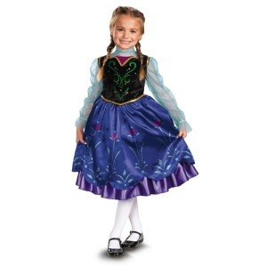 Frozen Costumes, Anna Costume