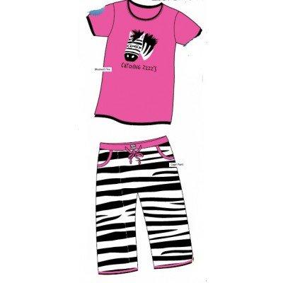 Lazy One Catching ZZZ's Mommy & Me Animal Print Matching Pajamas