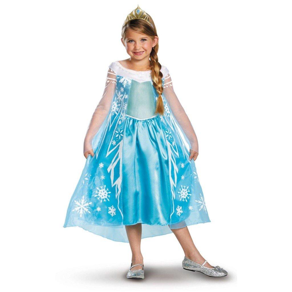 Frozen Costume Sale, Elsa Costumes