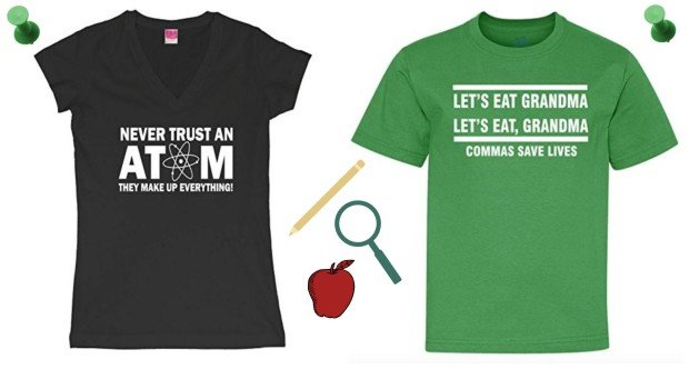 Back To School Geeky T Shirts 25 Off T Shirts