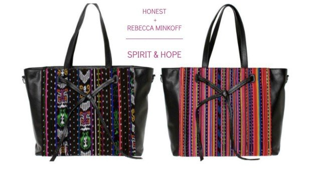 Honest Teams Up with Rebecca Minkoff to Make a Difference!