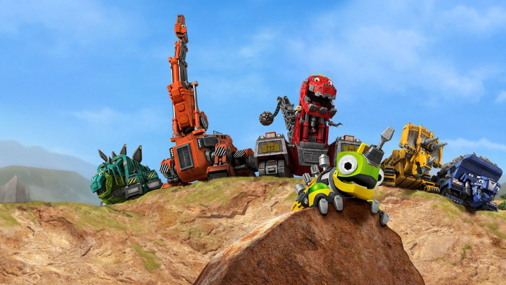 Introducing The Dinotrux Collection For Boys Outfits