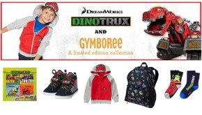 Dinotrux and Gymboree Collection