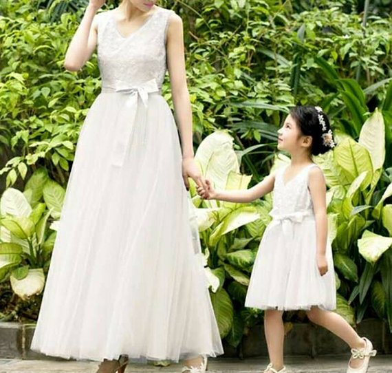 Mommy and Me special occasion dress