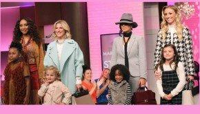 Mommy & Me Fashion Steve Harvey TV