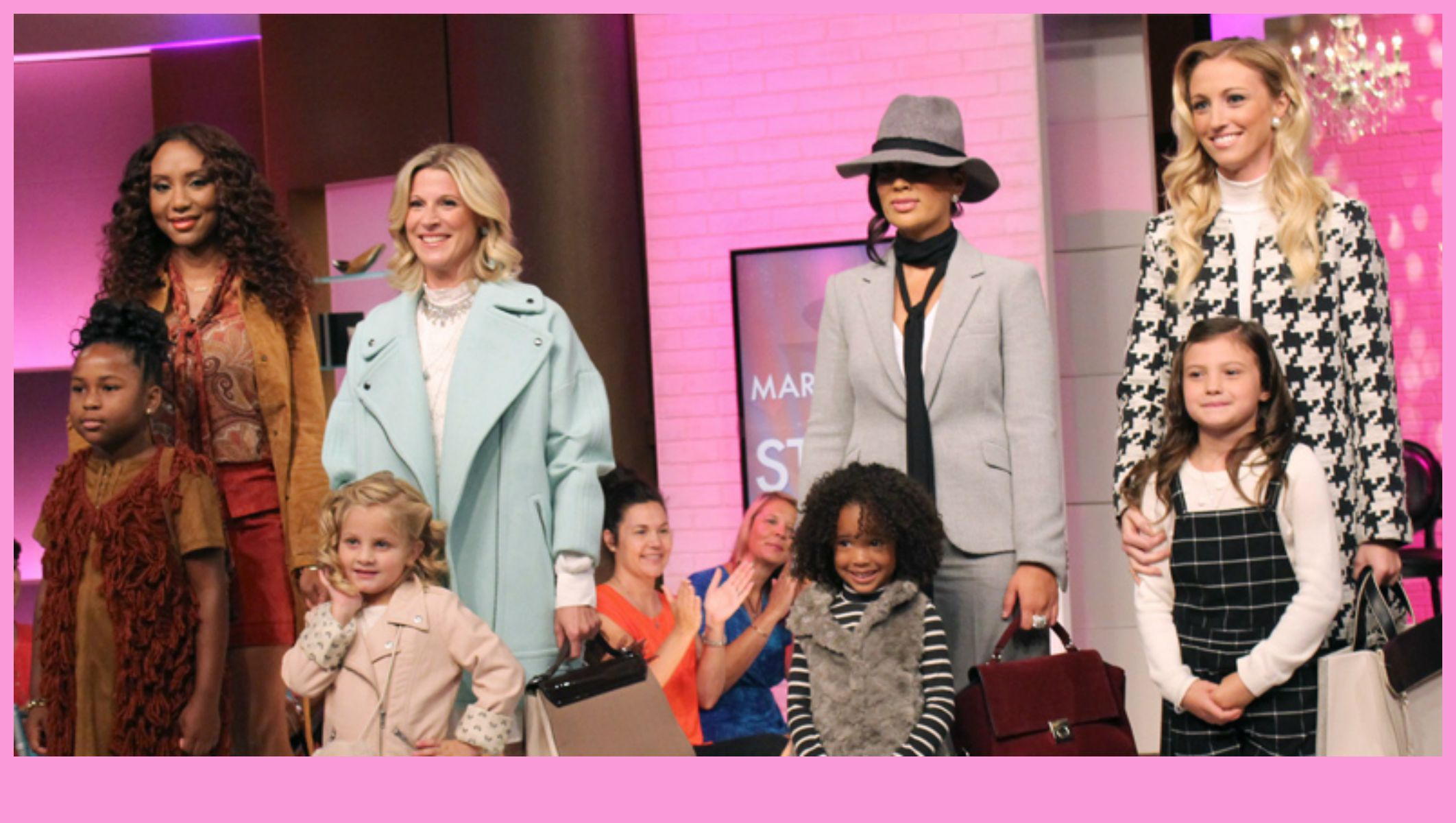 Mommy & Me Fashion Steve Harvey TV