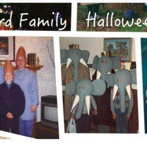 Awkward Family Matching Halloween Costume Photos