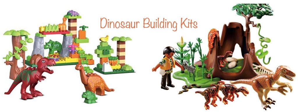Dinosaur Building Kits