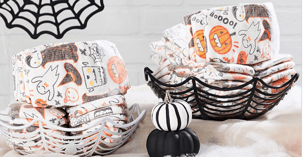 Halloween Diaper Prints