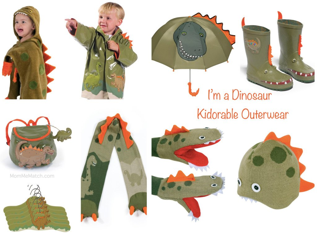 I am a dinosaur Kidorable Outerwear