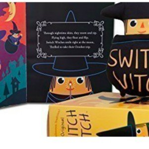 Switch Witch Halloween Candy Solution