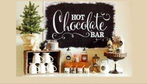 Family Hot Chocolate Night