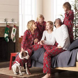 The Company Store Family Matching Hide N Seek Pajamas