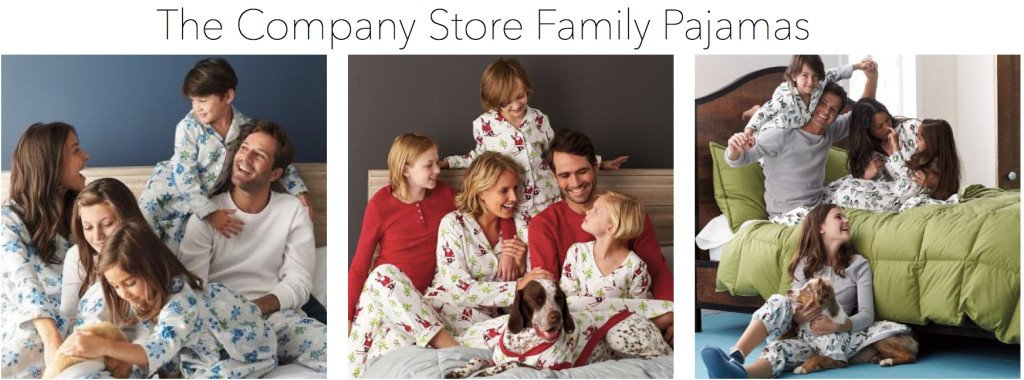 The Company Store Family Pajamas