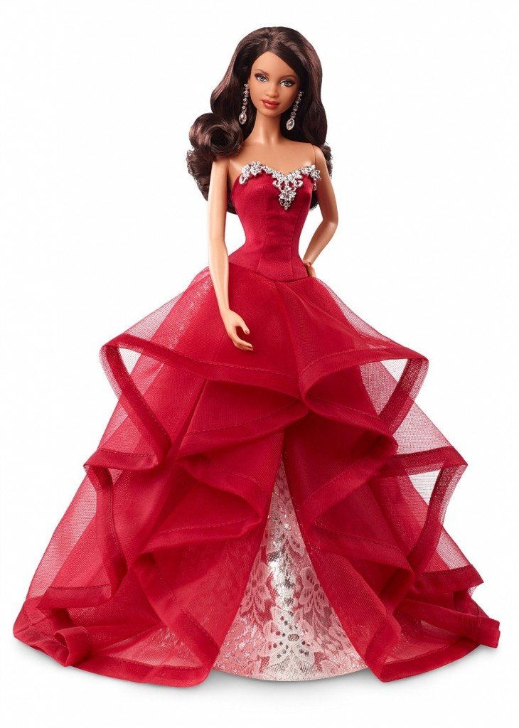 Barbie Collector 2015 Holiday Doll