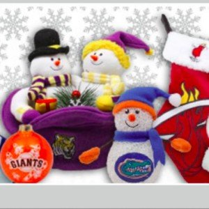 Best Family Matching Sports Team Stocking Stuffers
