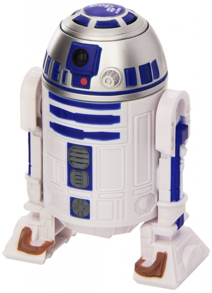Bop It! R2-D2 Star Wars Game