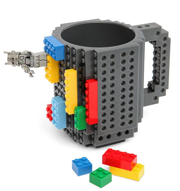 Build-On-Brick-Mug