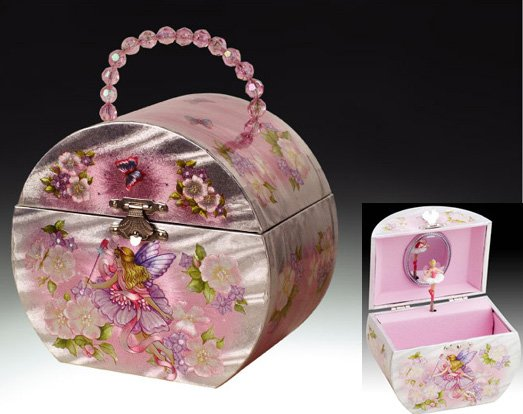 Fairy Ballerina Music Box