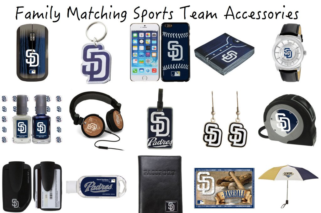 Family Matching Sports Team Accessories