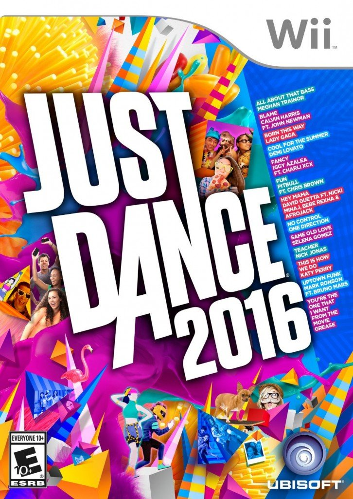 Just Dance Video Game