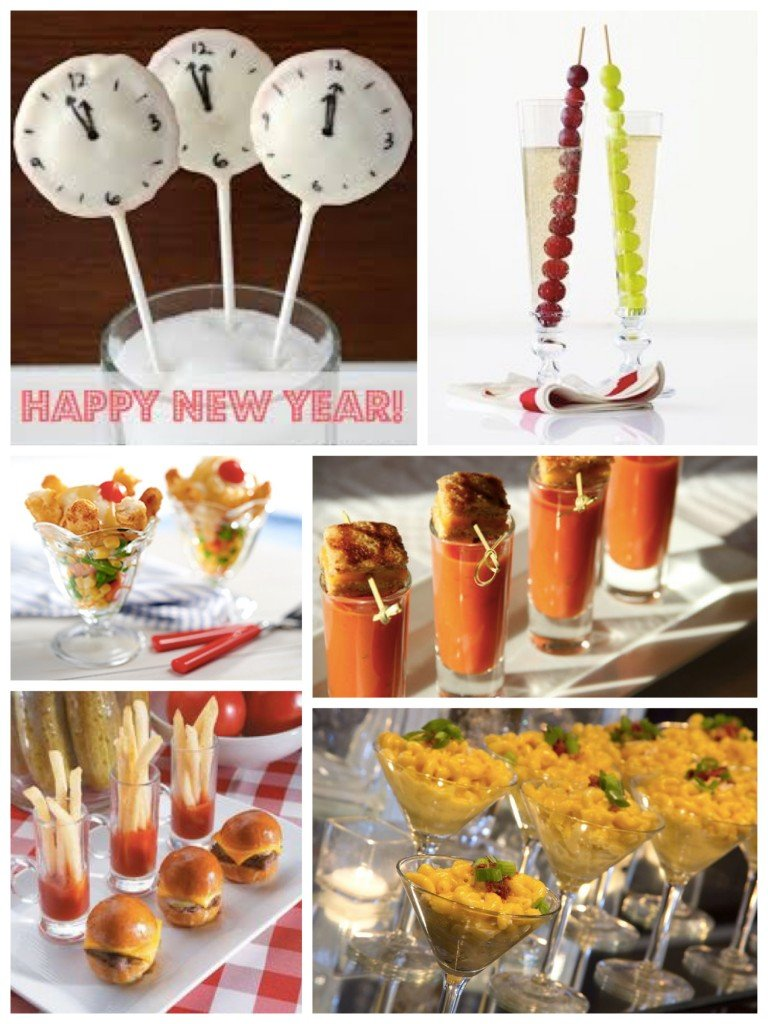 Kid Friendly Family New Years Eve Party Snacks