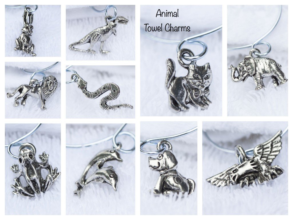 Animal Towel Charms