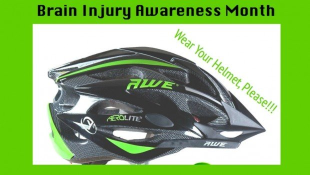 Bicycle Helmet Safety Wear your Helmet