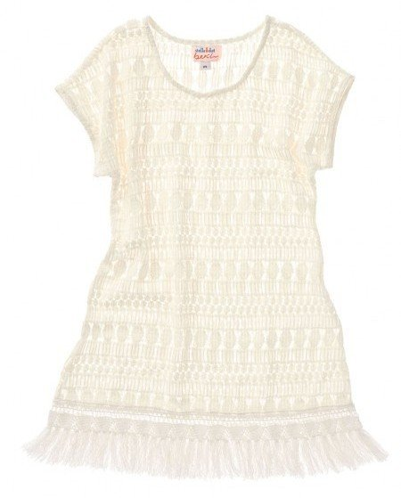 Stella and Dot Girls Crochet Tunics