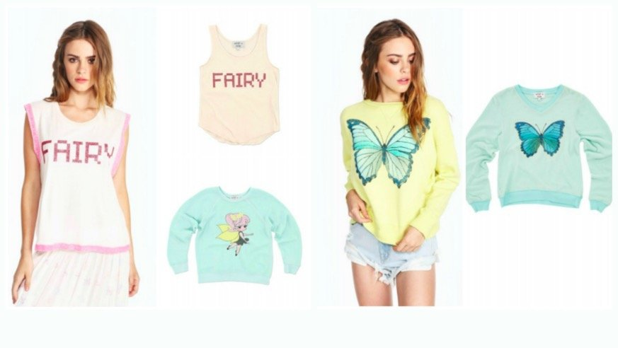 Wild fox Fox Couture Mother Daughter Matching Outfits