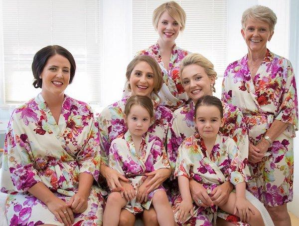 84a9fda9f5c10 Mommy and Me Matching Kimono Robes | Pajamas | MomMeMatch.com