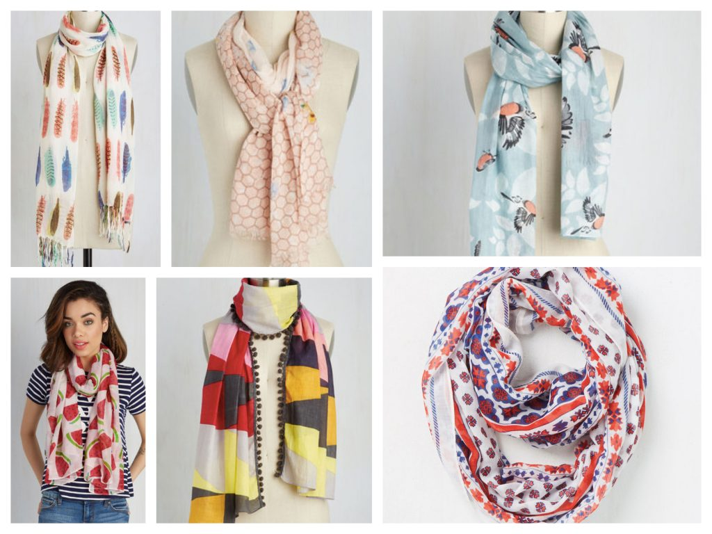 Mommy Scarves