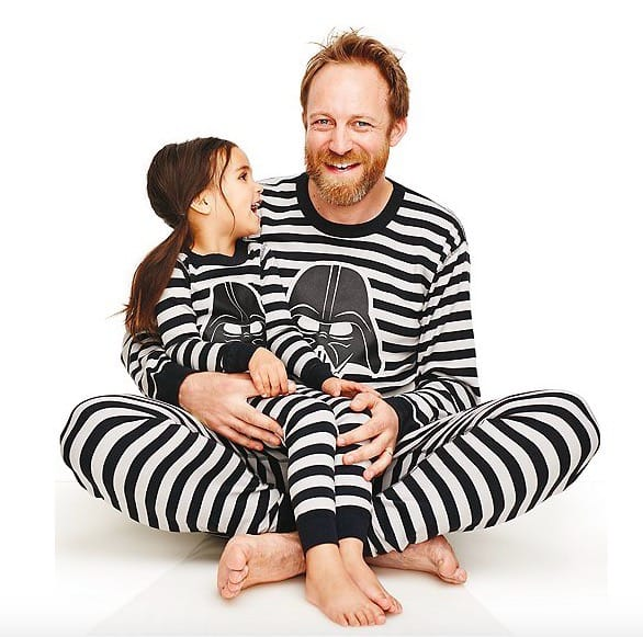 Family Matching Star Wars Pajamas