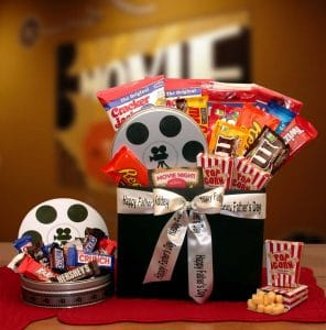 Movie Fest Fathers Day Gift Set