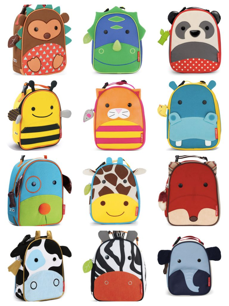Skip Hop Lunch Bags